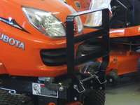 Grille and Brush Guard for Kubota Series Tractors